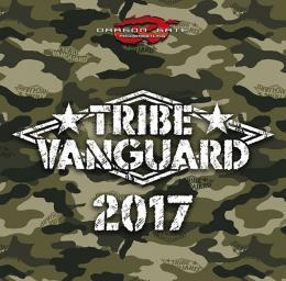 【※同梱不可 先行予約受付中!】TRIBE VANGUARD 2017