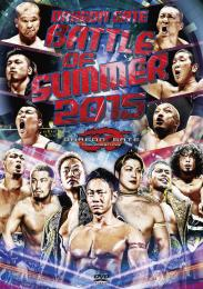 「DRAGON GATE BATTLE of SUMMER 2015」