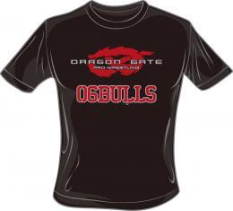 DragonGate×06BULLS コラボレーションTシャツ