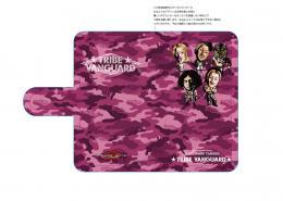 TRIBE VANGUARD スマホケース ピンク (ブックレットタイプ)